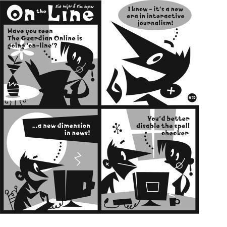 On The Line HC p2