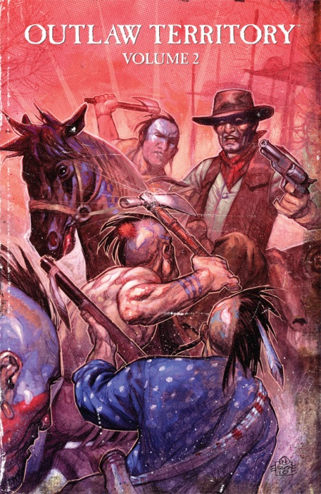 Outlaw Territory, Vol. 2 cover