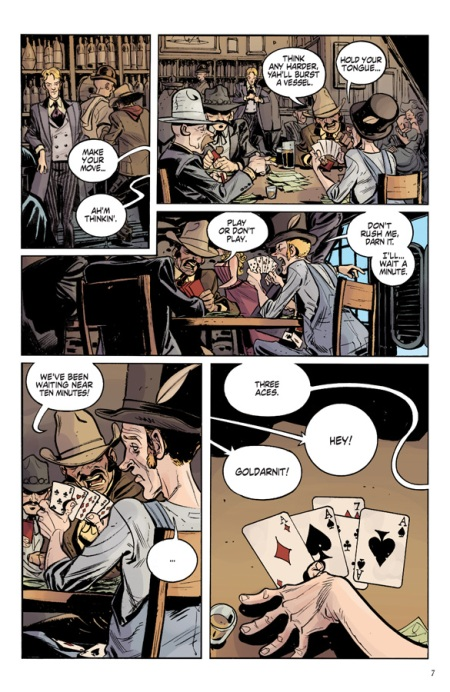 Outlaw Territory, Vol. 2 p1