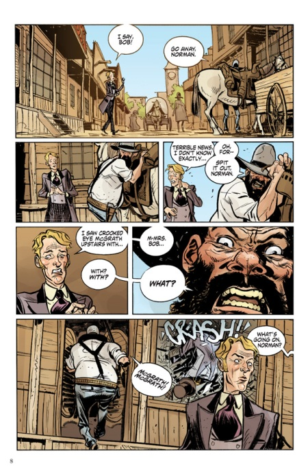 Outlaw Territory, Vol. 2 p2