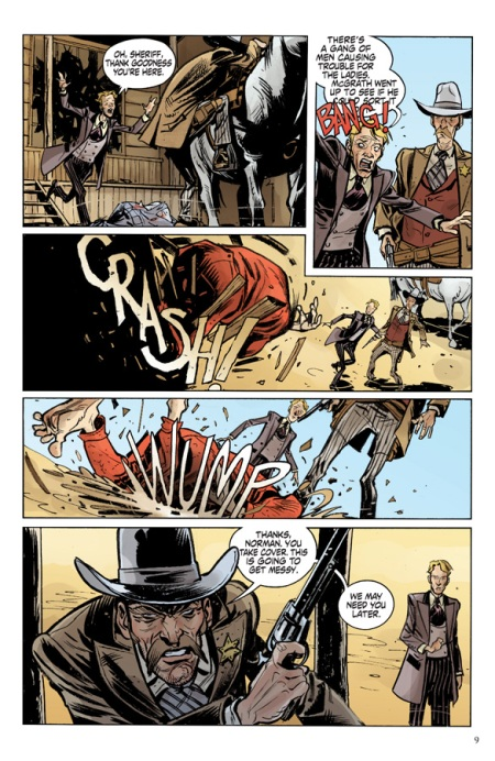 Outlaw Territory, Vol. 2 p3