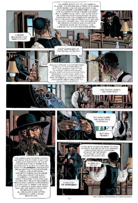 Secret History v2 Omnibus Preview_PG8