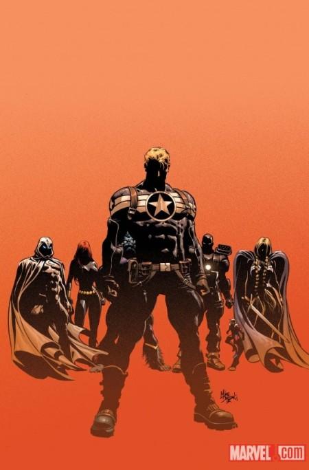Secret Avengers #12.1 Cover