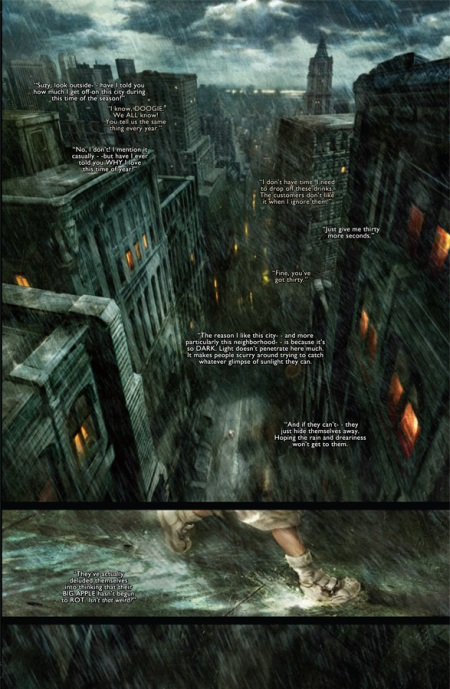 Spawn: Architects Of Fear p1