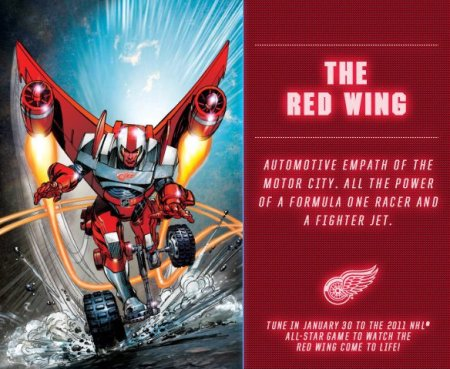 The Red Wing