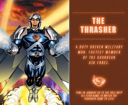 The Thrasher