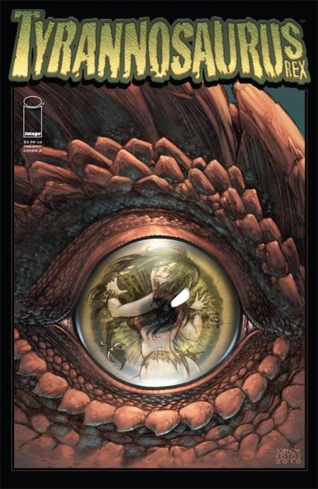 Tyrannosaurus Rex cover 1