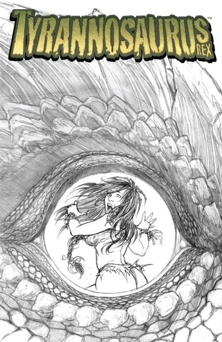 Tyrannosaurus Rex cover 2