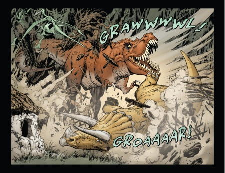 Tyrannosaurus Rex p2
