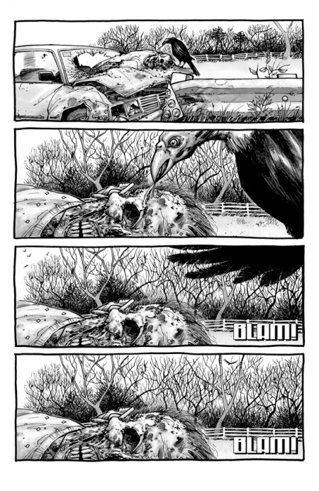 The Walking Dead Weekly #5 cover p1