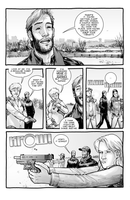 The Walking Dead Weekly #5 cover p2