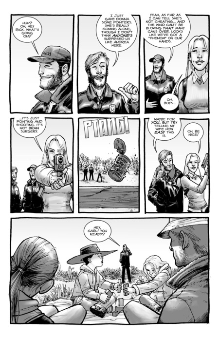 The Walking Dead Weekly #5 cover p3