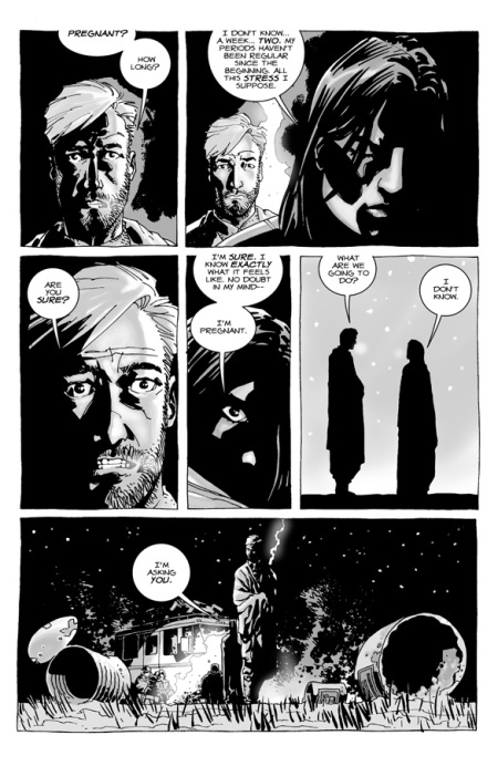The Walking Dead Weekly #8 p1