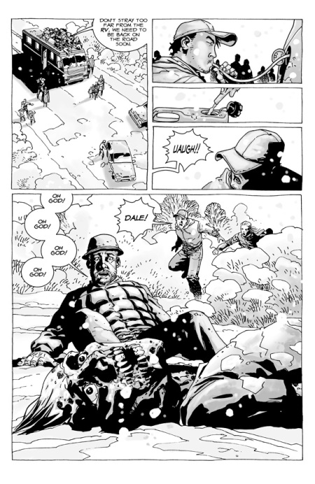 The Walking Dead Weekly #8 p5