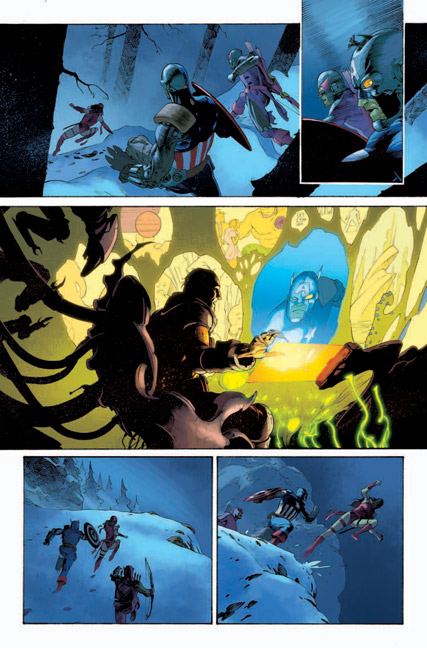 Uncanny X-Force #6 Preview3
