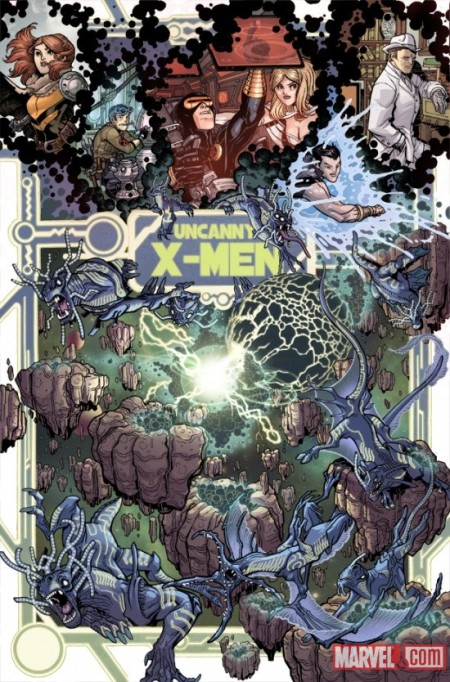 UNCANNY X-MEN ANNUAL #3 PREVIEW1