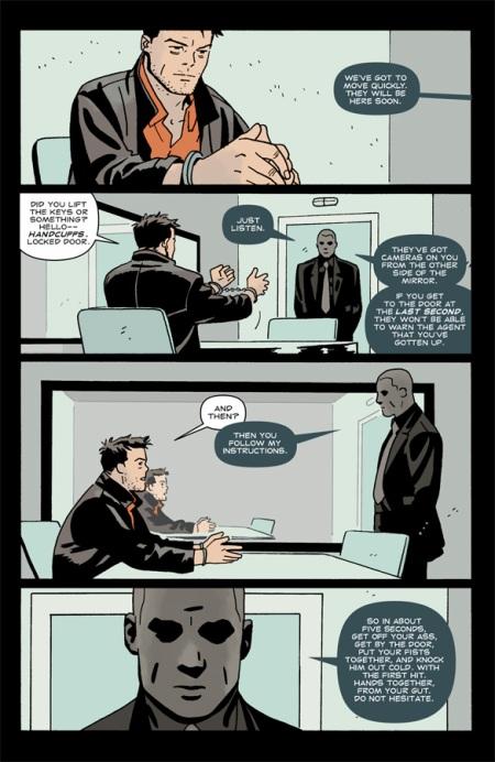 Who Is Jake Ellis? #2 p4