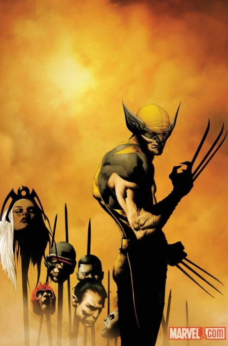 Wolverine #7 Cover