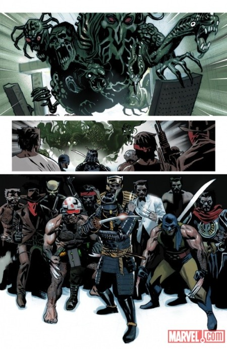 Wolverine #7 Preview2