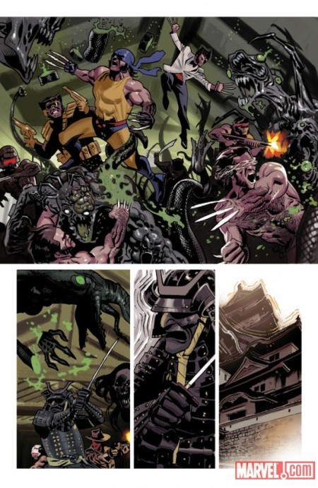 Wolverine #7 Preview3