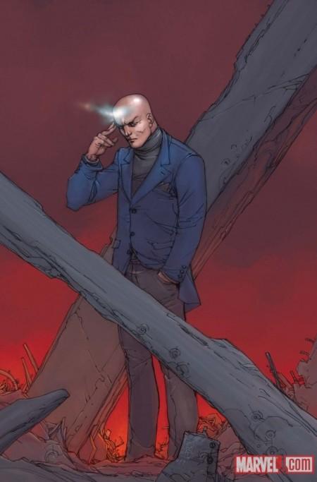 X-Men: Prelude #1 Cover
