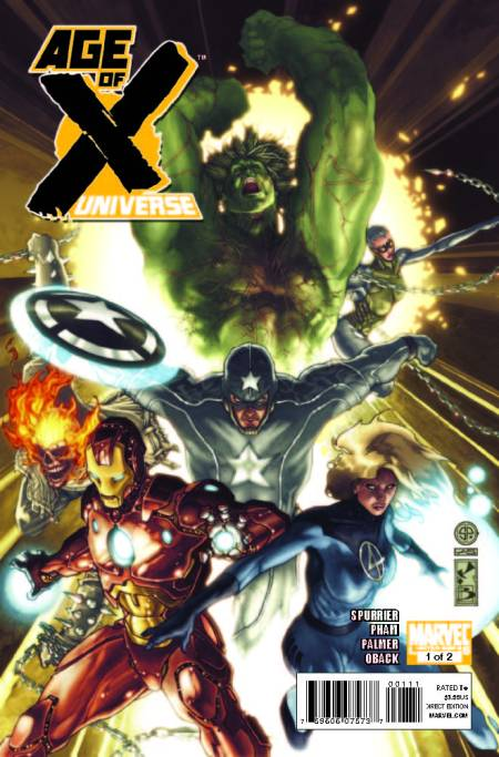 Age of X Universe #1 Cover