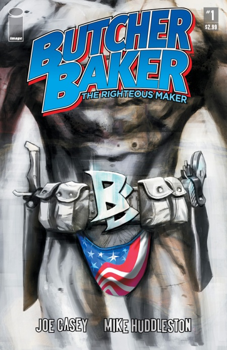 Butcher Baker, The Righteous Maker #1 cover