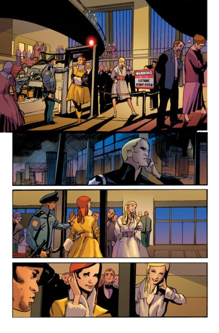 Captain America And The Secret Avengers #1 Preview4
