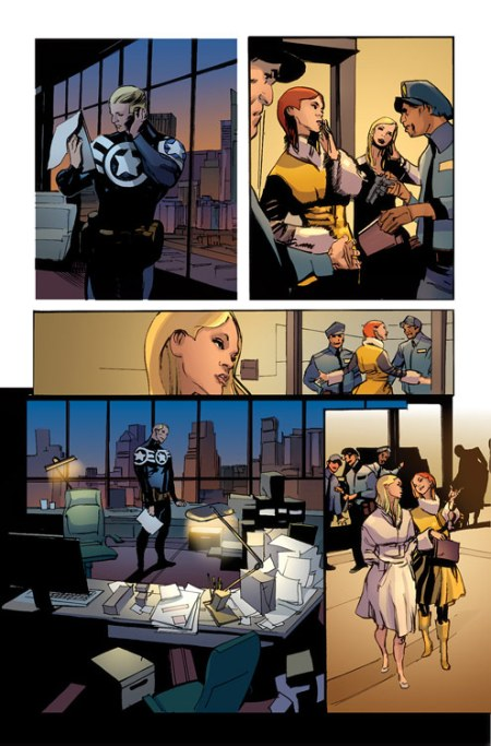 Captain America And The Secret Avengers #1 Preview5