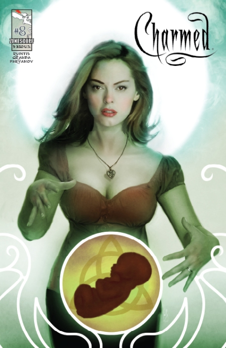 Charmed Issue #8 Cover A