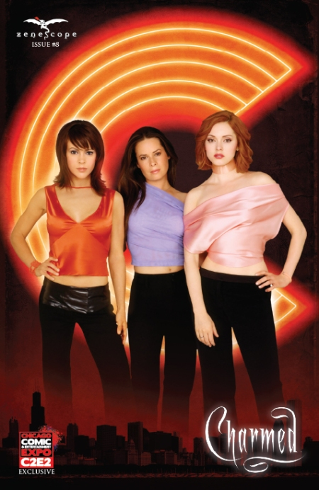 Charmed Issue #8 Cover C