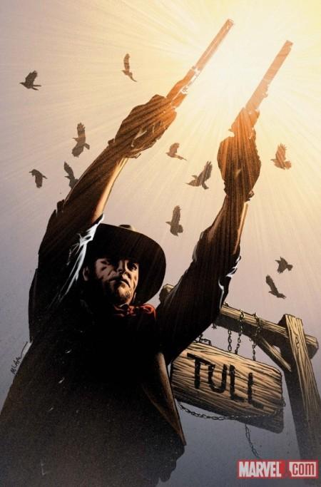 The Dark Tower: Gunslinger - Battle Of Tull #1 Cover