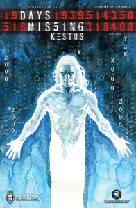 Days Missing-Kestus 004 Cover