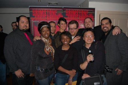 Eddie Castillo, Darra Boyd, Low-Ki, Claire Unabia, Marcello Carnevali, Brimstone, Jose Hernandez Jr, Dee Boyd and Damon Wong
