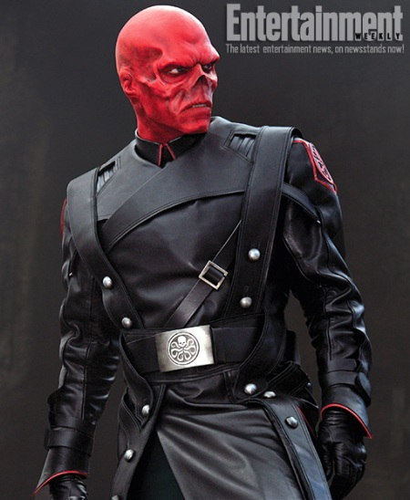 Entertainment Weekly Red Skull