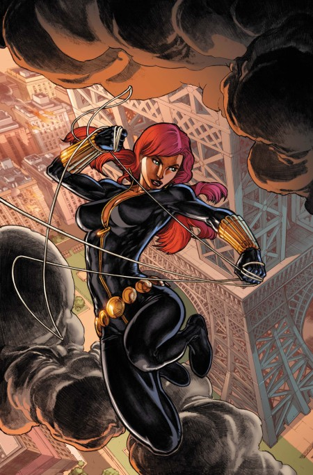 FEAR ITSELF: BLACK WIDOW #1 cover