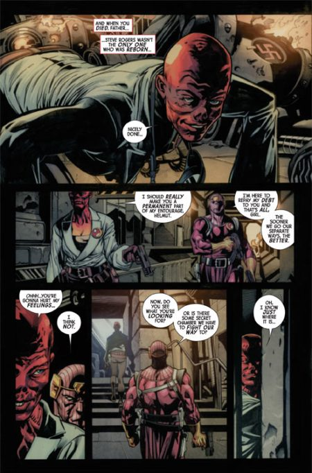 Fear Itself: Book Of The Skull #1 Preview2