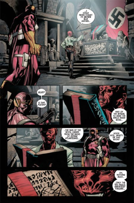 Fear Itself: Book Of The Skull #1 Preview3