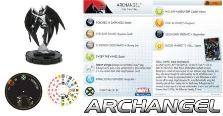 Heroclix Archangel