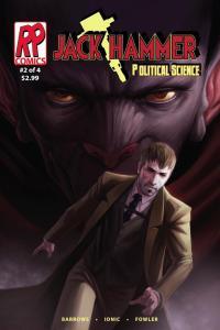 Jack Hammer Political Science #2