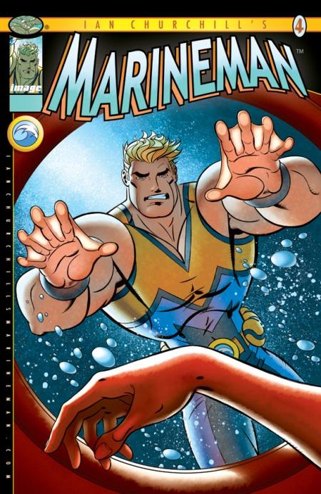 Marineman #4 cover-2