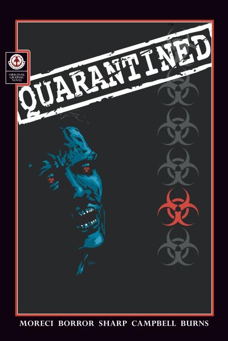 Quarantined OGN Cover