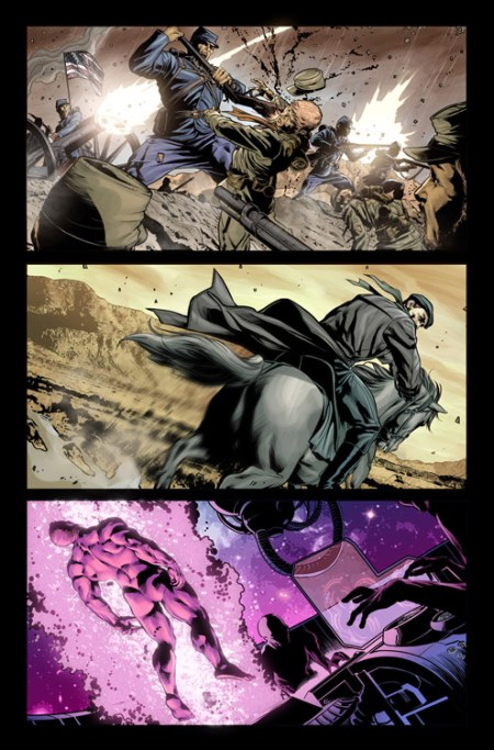 Secret Avengers #11 Preview1