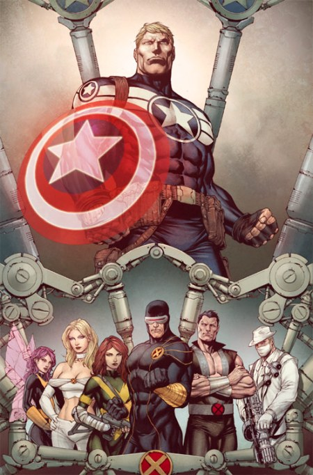 Steve Rogers: Super-Soldier Annual #1 Preview1