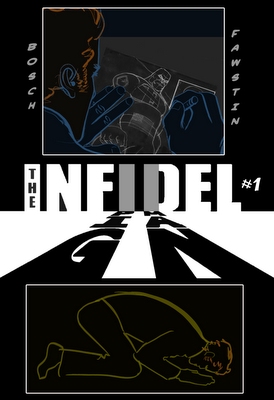 THE INFIDEL #1 cover