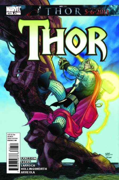 Thor #621 Cover