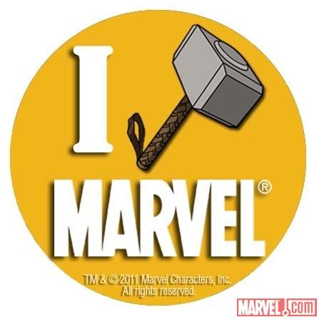 Thor Button