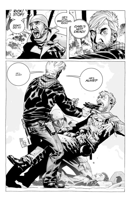 The Walking Dead Weekly #10 p1