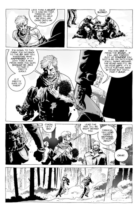 The Walking Dead Weekly #10 p3