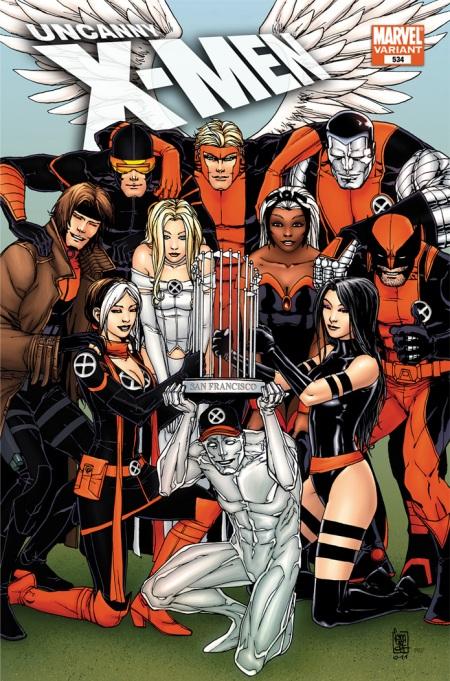 Uncanny X-Men #534 WonderCon Variant